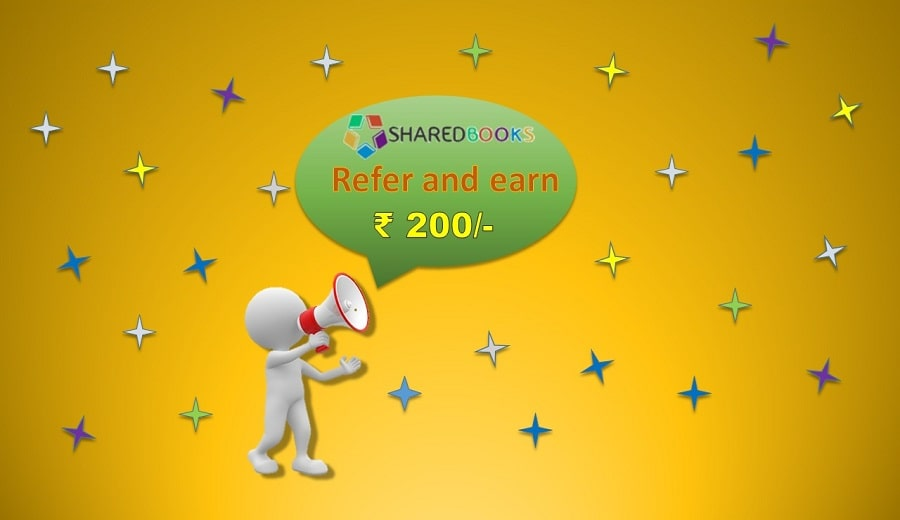 Refer friends and earn